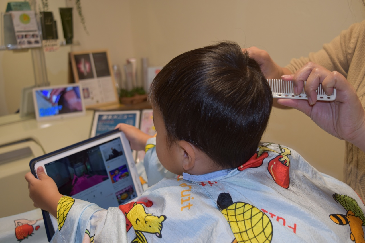Private hair salon    Eee